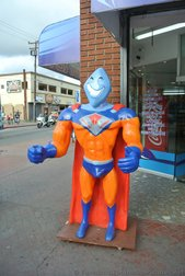 Viagra man mascot statue in downtown Ensenada.jpg